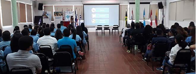 Ciclo de conferencias sobre psicología del deporte en Panamá despierta gran interés