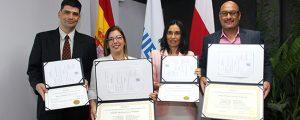Se celebra IV Acto de Entrega de Títulos en la sede FUNIBER Costa Rica