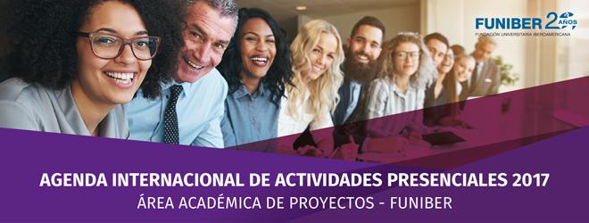 El área académica de Proyectos organiza una agenda llena de actividades