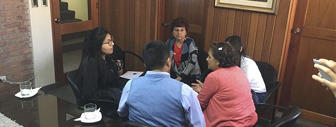 El profesor Santiago Brie imparte dos talleres en la sede de FUNIBER-Perú