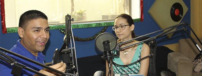 El programa de becas de FUNIBER, en Radio Universidad