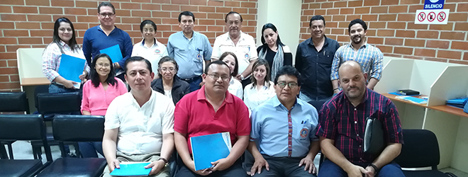 FUNIBER Guatemala se reúne con los catedráticos de la Universidad Mariano Gálvez