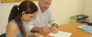 FUNIBER Nicaragua firma un convenio de colaboración con el Colegio San Agustín de Managua