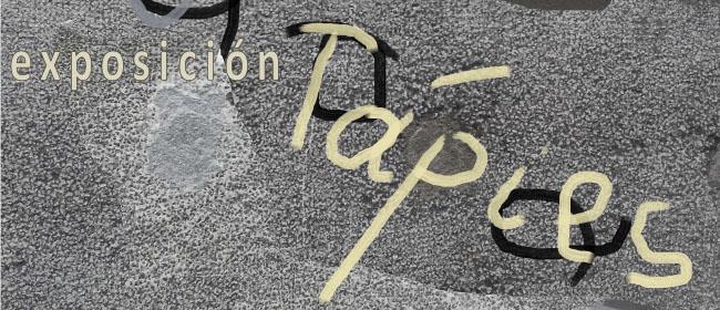 """Inauguración de la exposición «Tàpies (colección del grabador Barbarà)"""" en la Universidad de León (España)"""