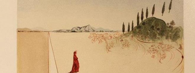 Más de un centenar de ilustraciones de La Divina Comedia de Dalí se expondrán en México