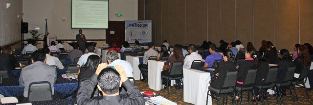 FUNIBER Participa en Evento Pro Info en El Salvador