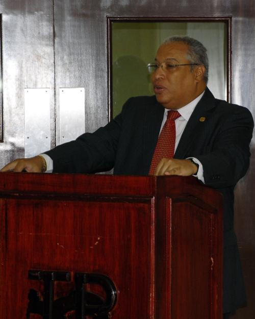 Sustentación de tesis del Programa Doctoral en Ingeniería de Proyectos de la UTP, Panamá.