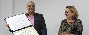 FUNIBER Costa Rica organiza entrega de títulos a sus becados