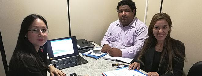 Funiber Paraguay y el ITSL se reúnen para preparar convenio de colaboración