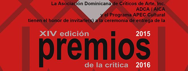 La Obra Cultural de FUNIBER nominada en los premios de la Asociación Dominicana de Arte