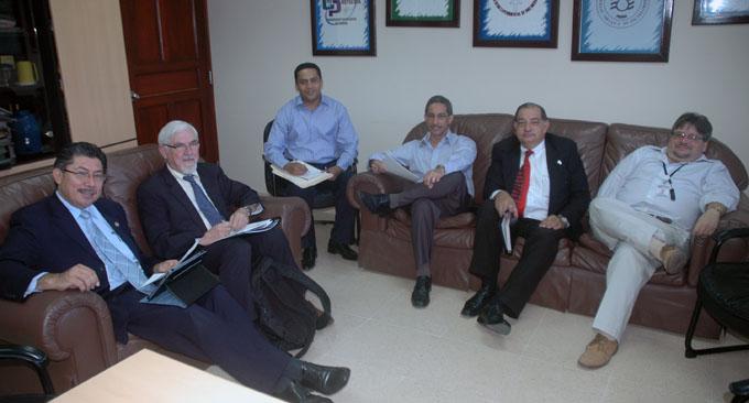 Reunión de seguimiento del Programa de Doctorado en Ingeniería de Proyectos