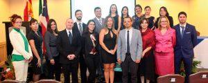 FUNIBER Costa Rica realiza su V ceremonia de entrega de títulos