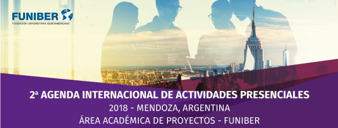 El Área Académica de Proyectos inicia su segunda Agenda Internacional de actividades presenciales