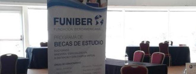 FUNIBER estará en el salón FIEP de Oviedo y Bilbao para promover su programa de becas