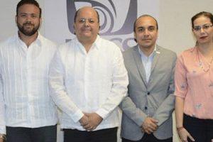 FUNIBER firma convenio con el IMSS