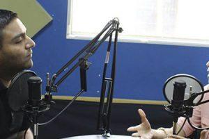 FUNIBER Nicaragua promociona conferencia en Radio Universidad