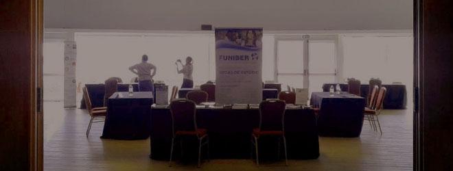 FUNIBER presenta su programa de becas en el salón FIEP 2018 de Panamá