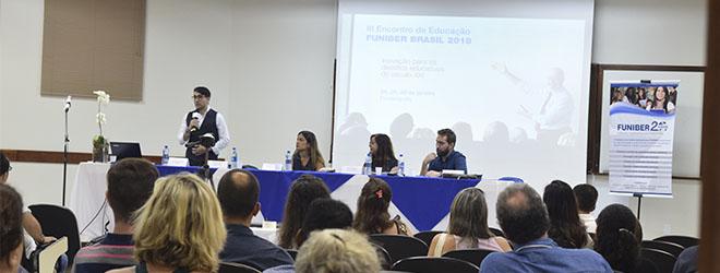 Gran éxito de asistencia en el III Encuentro de Educación