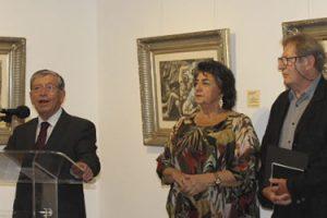 Inaugurada exposición de Picasso en Viña del mar (Chile)