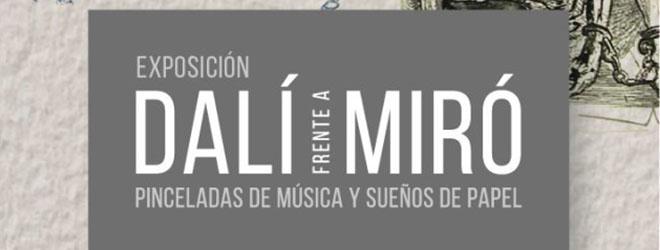 """La exposición """"Dalí frente a Miró"""" llega a Lima (Perú)"""