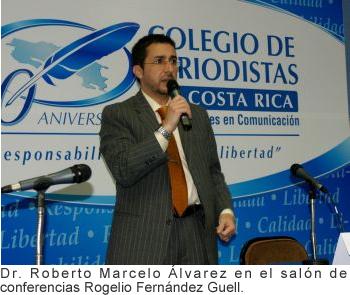 Comunicación Nuevo Actor en la Gestión de Proyectos. San José, Costa Rica
