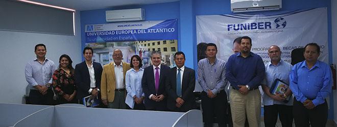 FIDBAN inicia su andadura en El Salvador con el apoyo de importantes instituciones