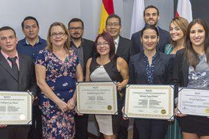 FUNIBER Costa Rica realiza su VI entrega de títulos