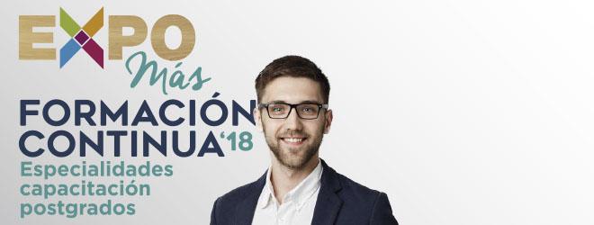 FUNIBER presentará su programa de becas en Expomás