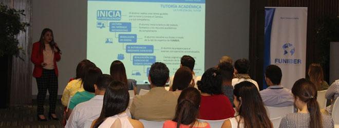 Éxito de asistencia a la sesión informativa de FUNIBER en Santo Domingo (República Dominicana)