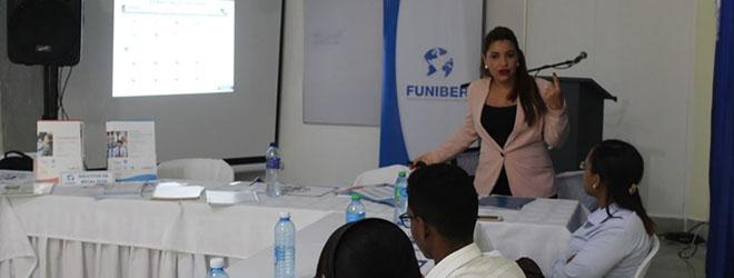 La charla informativa tuvo lugar en la Cámara de Comercio y Producción de la Provincia la Altagracia, en la localidad dominicana de Higüey,