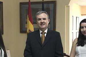 FUNIBER se reúne con el embajador de España en Honduras
