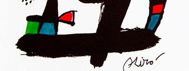 """""""La Melodía Ácida"""" de Joan Miró llega a Ica (Perú)"""