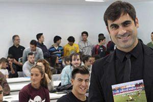 El Dr. Casamichana impartirá conferencia en Montevideo (Uruguay)