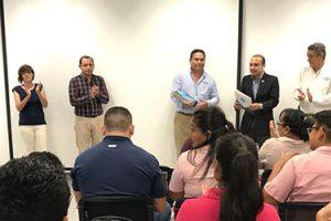 El taller sobre envejecimiento que organiza UNINI México despierta gran interés