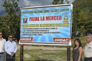 FUNIBER obtiene los terrenos para la construcción del Centro Internacional de Investigación de la Biodiversidad