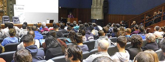 El Dr. Casamichana despierta gran expectación en Uruguay
