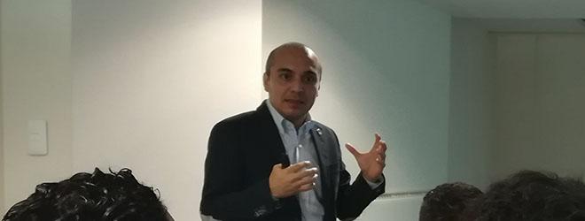 El rector de UNINI México en la XLV Conferencia Nacional de Ingeniería