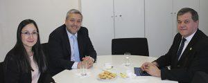 FUNIBER se reúne con UNINORTE para valorar posible convenio de colaboración
