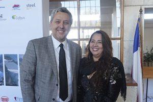 Pablo Eisendecher estuvo presente en el XV Aniversario de la Corporación Pro Aconcagua