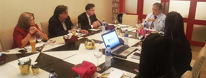 FUNIBER inicia los preparativos para crear capítulo de FIDBAN en República Domincana