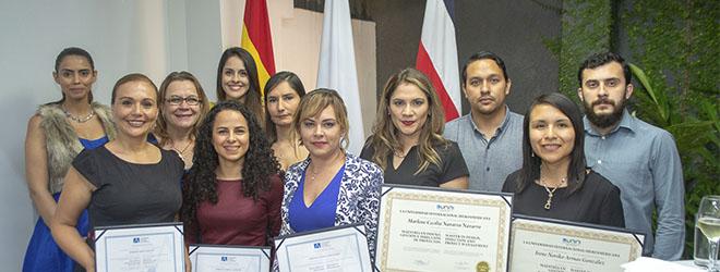 FUNIBER lleva a cabo la VII entrega de títulos en Costa Rica