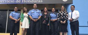 FUNIBER se reúne con la Dirección Nacional de Educación Policial de Honduras