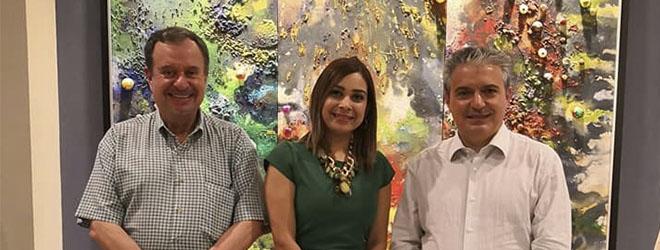 FUNIBER se reúne con la Secretaría de Educación de Honduras