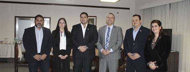 FUNIBER y la APF firman convenio de colaboración