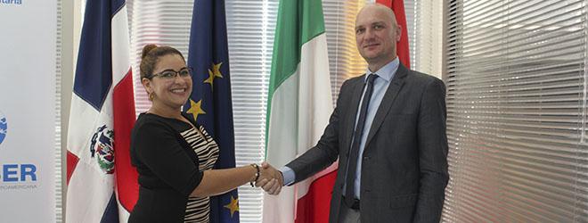 FUNIBER y la CCDI firman convenio de colaboración