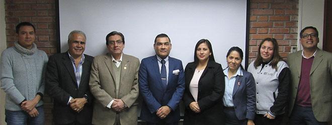 Se constituye Comité para el primer capítulo de FIDBAN en Perú