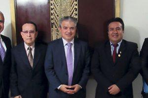 FUNIBER firma convenio de colaboración con la Universidad Nacional Federico Villarreal
