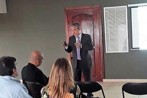 FUNIBER impulsa la creación del capítulo de FIDBAN en Panamá