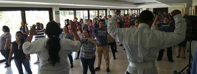 FUNIBER participa en taller de formación para docentes