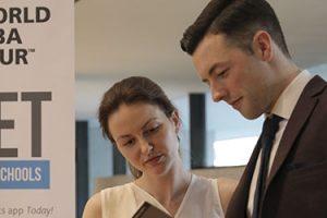 FUNIBER, presenta sus becas en la QS World MBA Tour en San José
